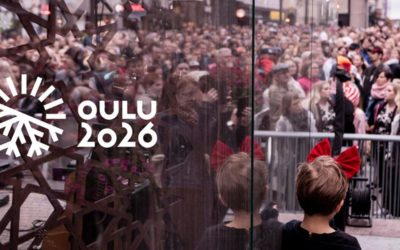 Take part in a survey about Oulu2026 and win a gift card!