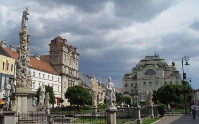 A tour through Europe: Košice 2013