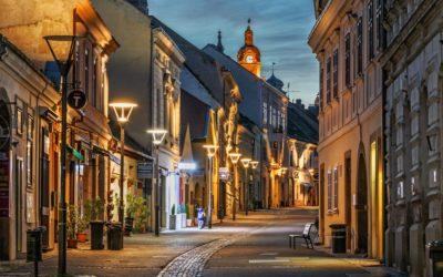Kiertomatka Euroopassa: Pécs 2010