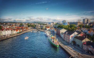 A tour through Europe: Stavanger 2008