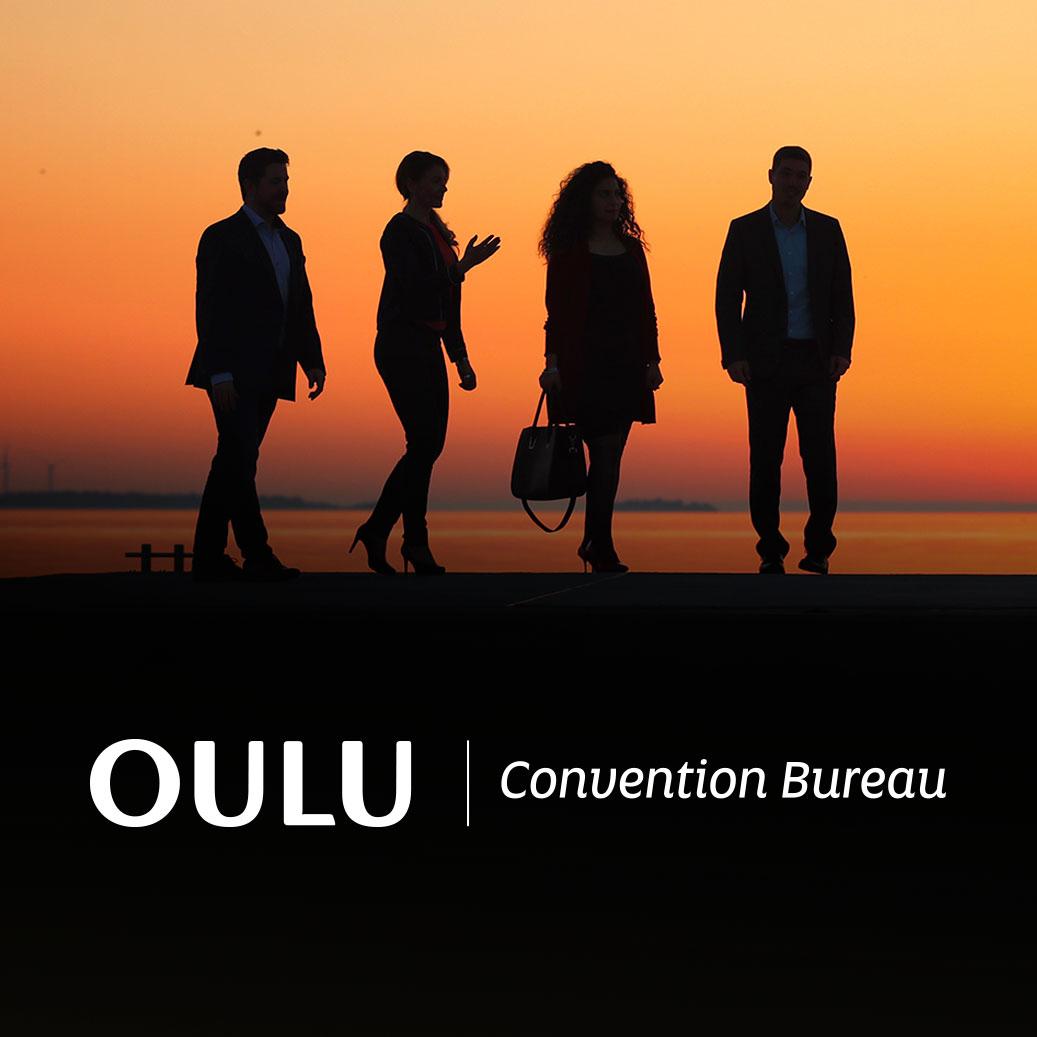 Convention bureau logo