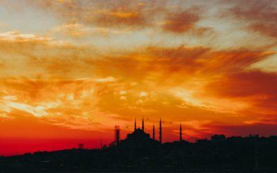 Kiertomatka Euroopassa: Istanbul 2010