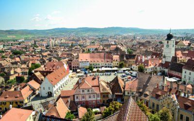 A tour through Europe: Sibiu 2007