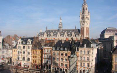 A tour through Europe: Lille 2004