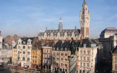 Kiertomatka Euroopassa: Lille 2004