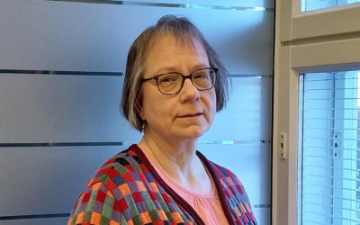 Oulu2026-kulttuuripersoona: amanuenssi Outi Dekker