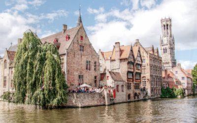A tour through Europe: Bruges 2002