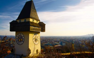 Kiertomatka Euroopassa: Graz 2003