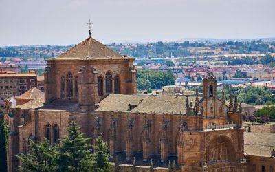 A tour through Europe: Salamanca 2002