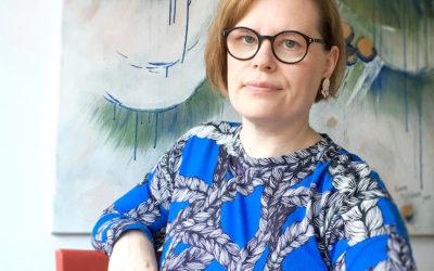 Oulu2026-kulttuuripersoona: Henna Ryynänen