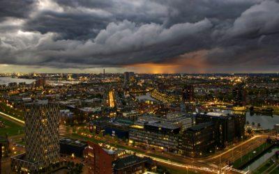 Kiertomatka Euroopassa: Rotterdam 2001