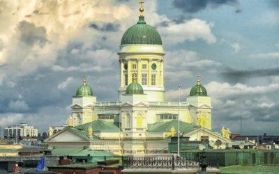 Kiertomatka Euroopassa: Helsinki 2000
