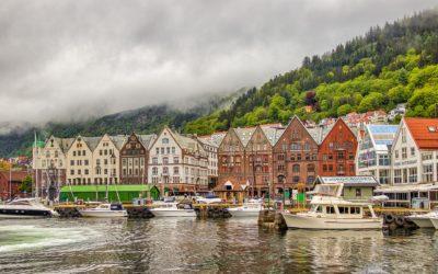 A tour through Europe: Bergen 2000