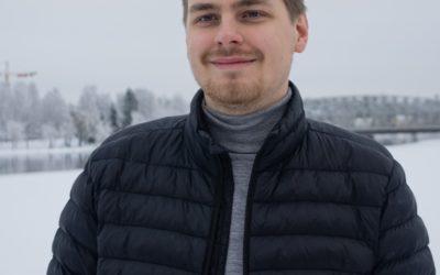 Oulu2026-kulttuuripersoona: Olli Joki
