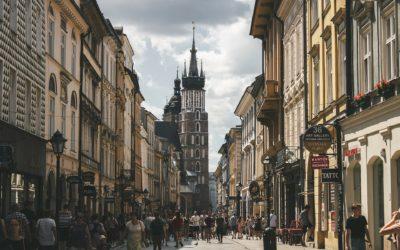 A tour through Europe: Krakow 2000