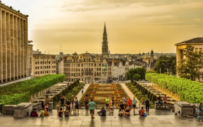 A tour through Europe: Brussels 2000