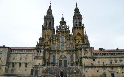 Kiertomatka Euroopassa: Santiago de Compostela 2000