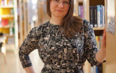 Oulu2026 Cultural Personality: Heidi Karhu