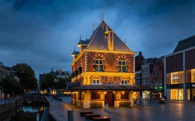 Kiertomatka Euroopassa: Leeuwarden 2018