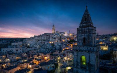 Kiertomatka Euroopassa: Matera 2019