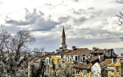 Kiertomatka Euroopassa: Plovdiv 2019
