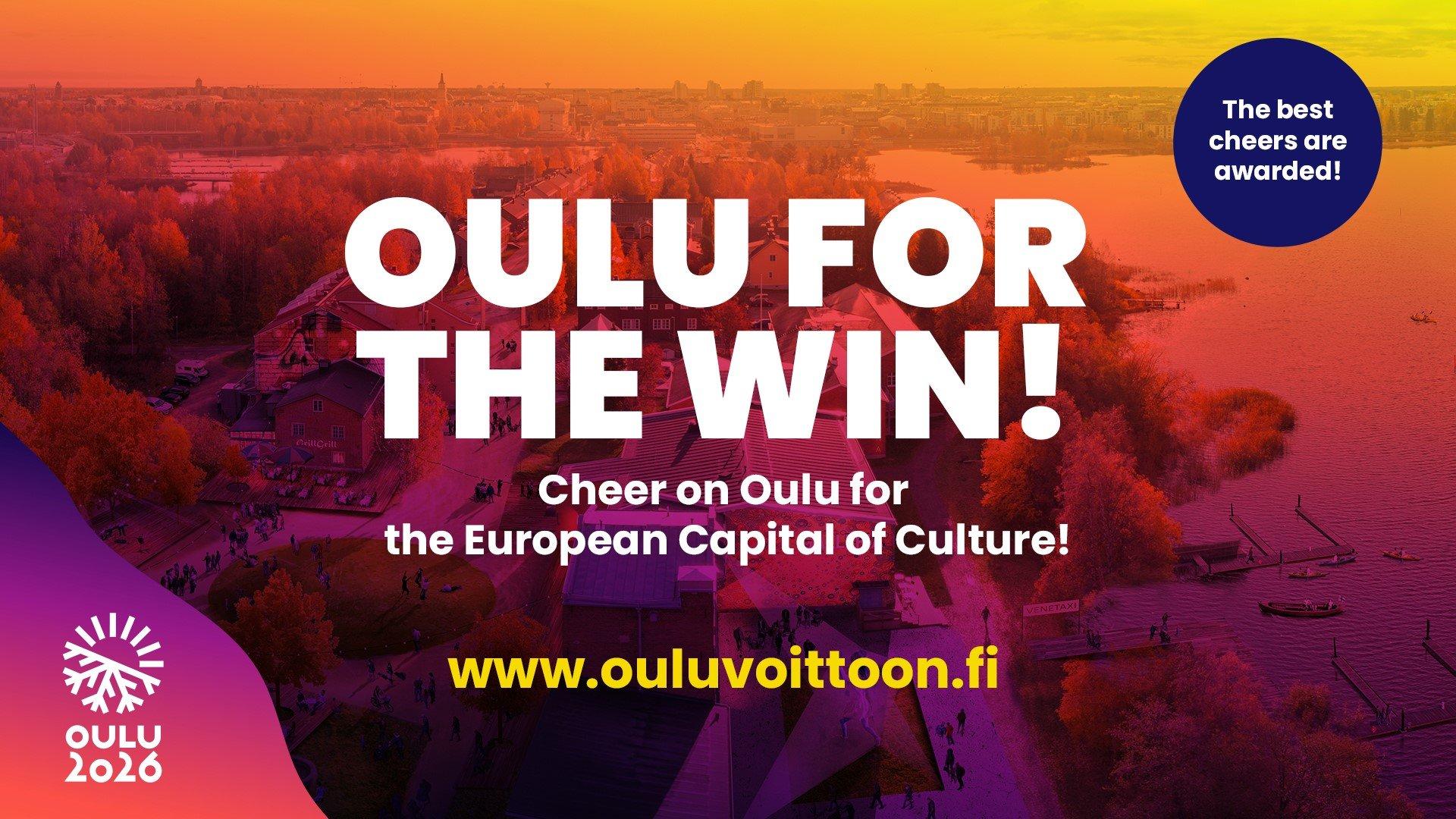 Oulu voittoon