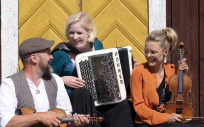 Oulu2026 Cultural Personality: Folk Music Band Rällä