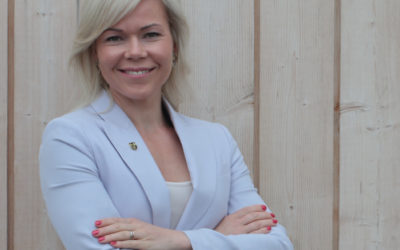 """""""Oulu is an inventive city that has the opportunity to be the capital of the whole Northern Finland"""" Tytti Määttä, Member of the Board of the Oulu Cultural Foundation"""
